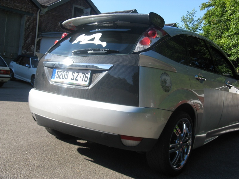 FORD FOCUS CARBONE EDITION DE FRED - Page 2 France39