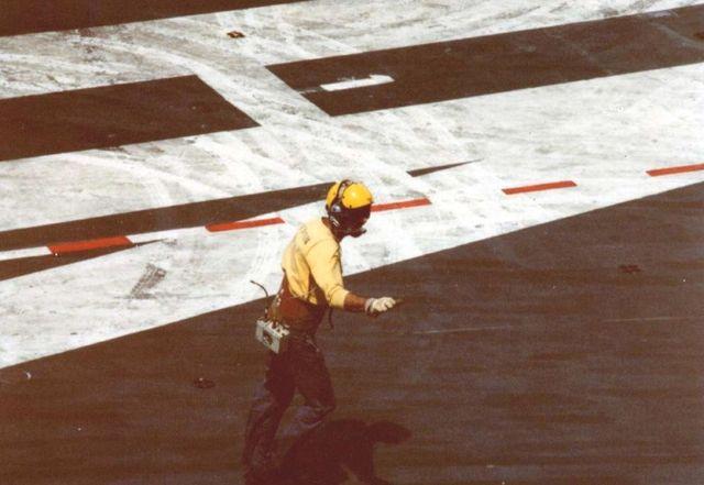 [Aéronavale - Divers ] Chien jaune 131
