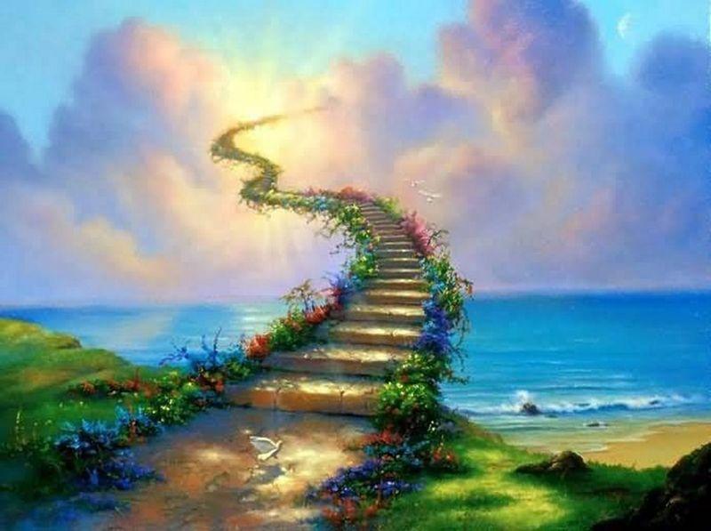 amitabha - Prières quotidiennes, pour renaître en Terre Pure d'Amitabha Entre_10