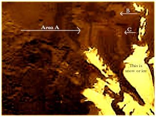 Une maman sur Mars et les autres découvertes sur Mars Fortin11