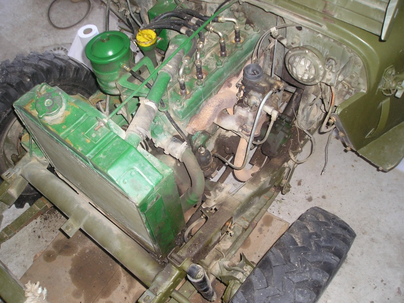 nettoyage moteur willys 1961 P1010313