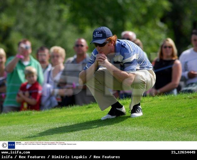 Damian Lewis et le golf 06-08-11
