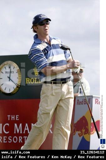 Damian Lewis et le golf 06-08-12