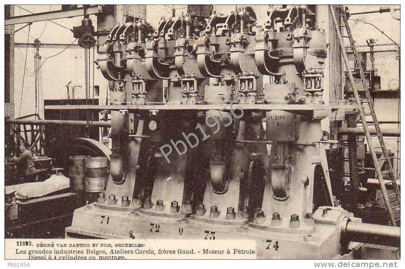 Japy - Cartes postales anciennes (partie 1) Carel10