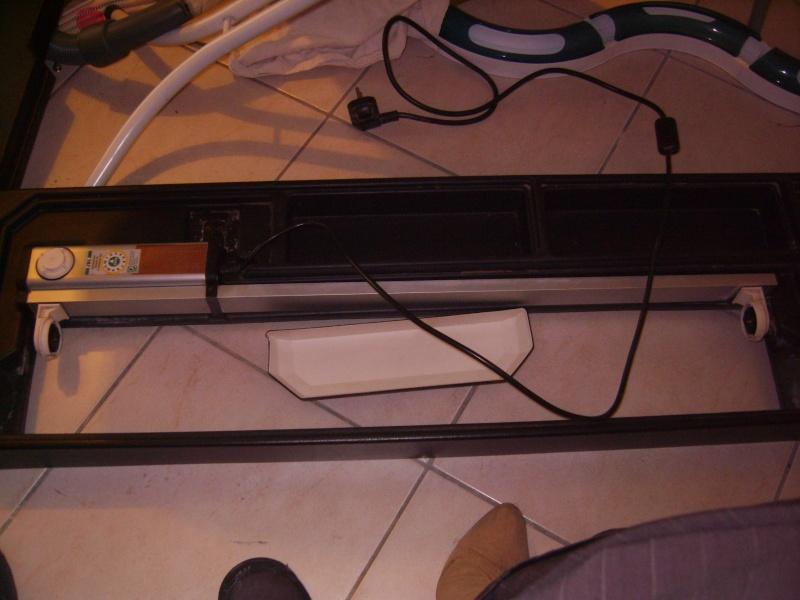 tube fluorescent de 59cm par une tube LED de 60cm S8003910