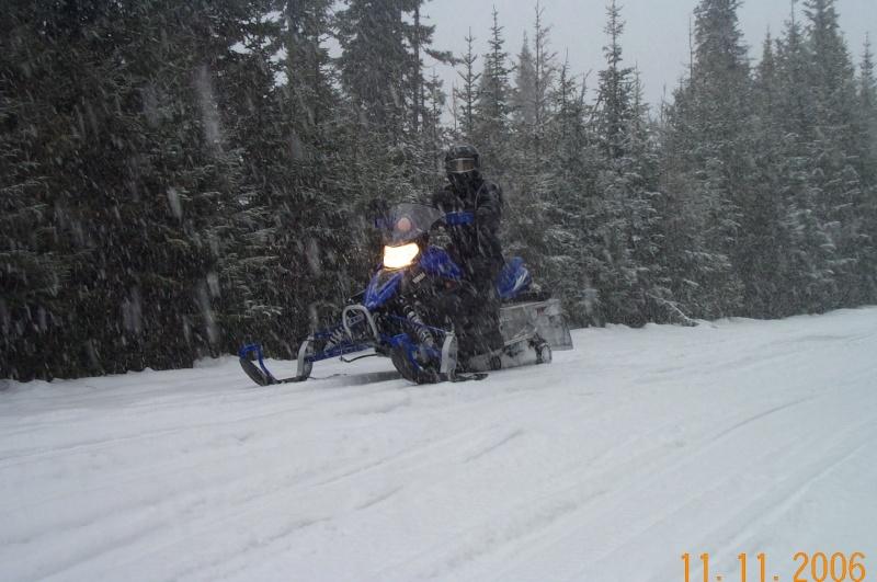 A VENDRE: 2008 APEX L-TX GT 40e Anniversaire 8 999$ Comme neuf 11_nov11