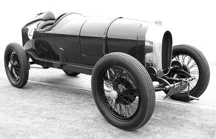 bug Bugatti Type-210