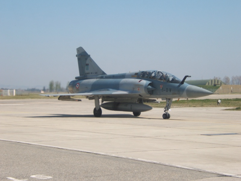 vos photos de Dassault Mirage 2000 - Page 2 Dscf3913