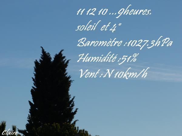 Les observations du samedi 11 décembre 2010 00113