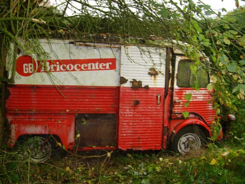 Photos et cartes postale 2cv camionnette  - Page 2 Stp62610