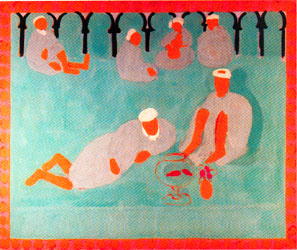 Henri Matisse [peintre] Le_caf10