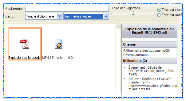 """Classement des """"multi"""" médias 1234"""