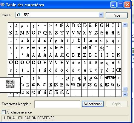 [Trucs et astuces] - Comment écrire avec une belle police de caractère ? 310