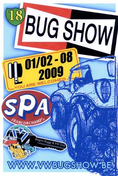 bug show de spa francorchamps 1/2 aout 2009 Spa210