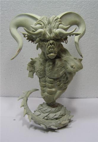 Kornuz, du sculpteur Nino06, membre des CBA Buste_10