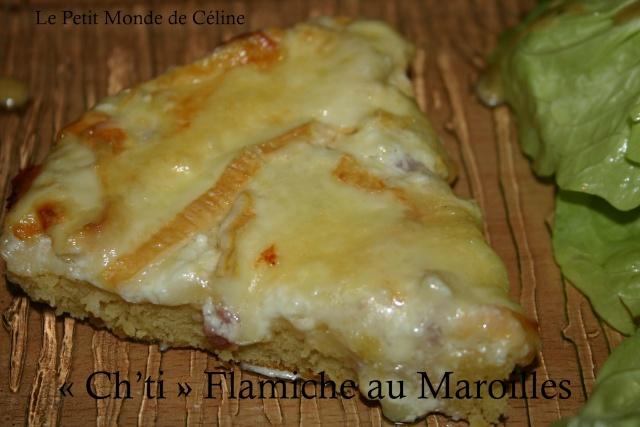 """""""Ch'ti"""" flamiche au maroilles de Tupperware Flamic10"""