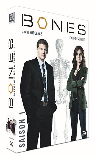 Dvd de Bones 33444210