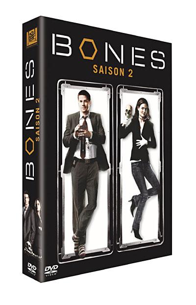 Dvd de Bones 33444211