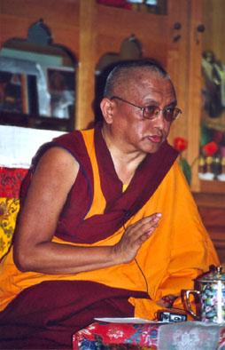 Se découvrir au Travers du Boudhisme selon Lama Thoubten Yéshé 25_lzr10