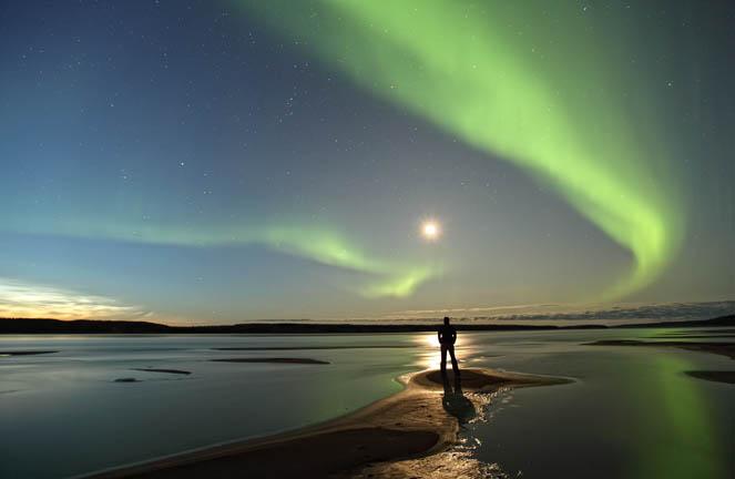Le collier du Chamane Inuit Aurore11