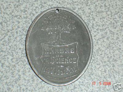 Medaille du pere antoine Dyn00610