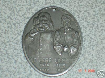 Medaille du pere antoine Dyn00611
