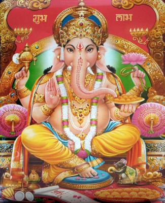 Nouveau Temple de GANESH à Paris Ganesh10