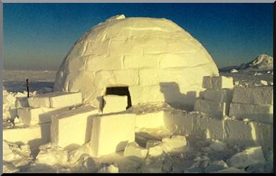 Le collier du Chamane Inuit Igloo210