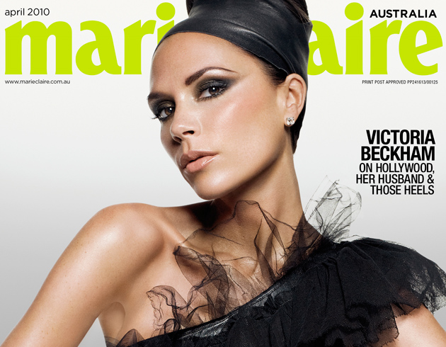 Victoria in some NEW magazines covers - Page 24 0110