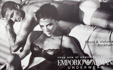 Emporio Armani underwear worldwide campaign Articl10