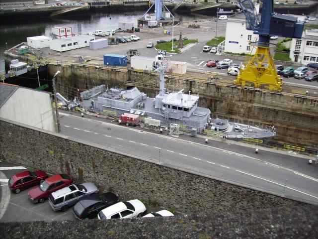 [Les ports militaires de métropole] Port de Brest - TOME 1 Imgp0860