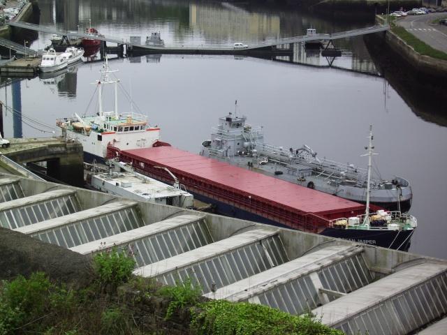 [Les ports militaires de métropole] Port de Brest - TOME 1 Imgp0865