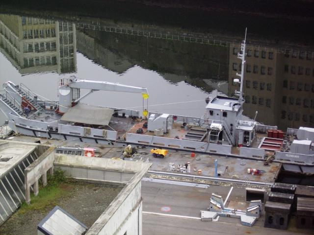 [Les ports militaires de métropole] Port de Brest - TOME 1 Imgp0866
