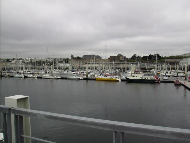 [Les ports militaires de métropole] Port de Brest - TOME 1 Imgp0932