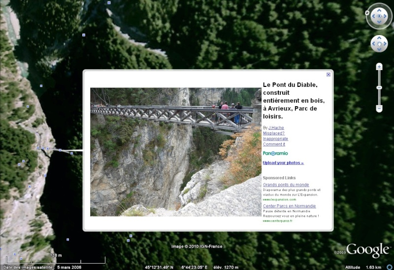 Maginot - La Route des Grandes Alpes - Page 12 Sans_270