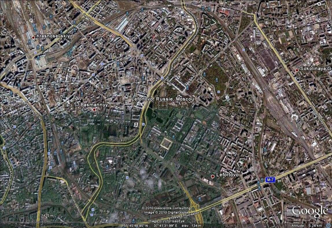 Les tunnels illustrés avec Google Earth Sans_361