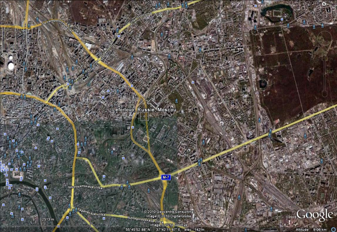 Les tunnels illustrés avec Google Earth Sans_362