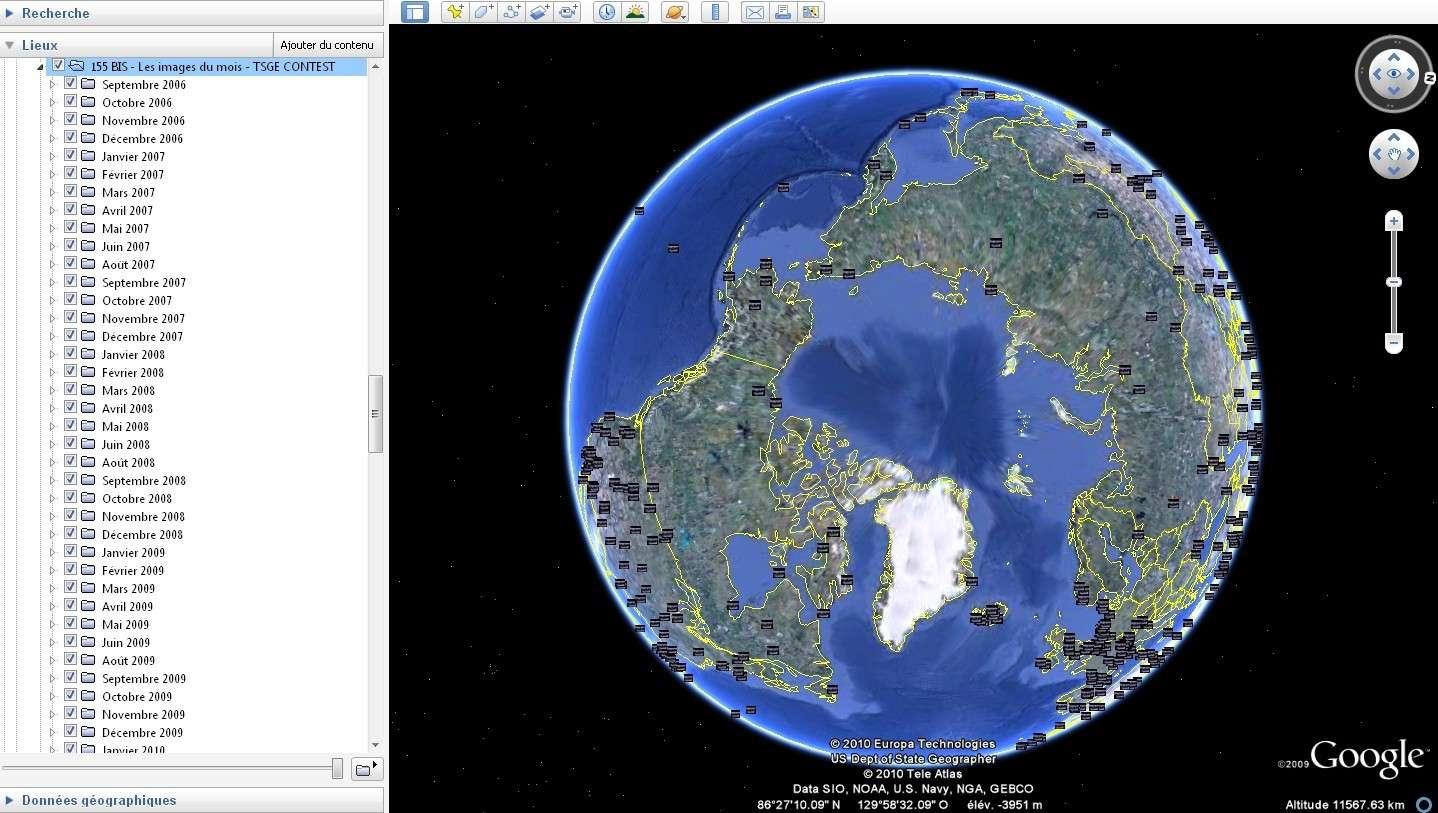 Un fichier Google Earth = toutes les images du mois  :) Sans_404
