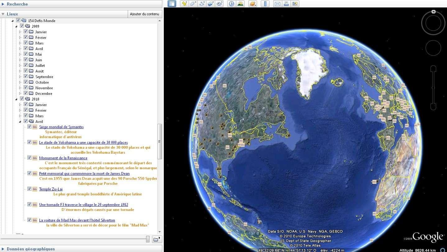 Un fichier Google Earth = tous les Défis ZOOM Monde ;) Sans_423