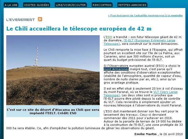 ALMA - Observatoires astronomiques vus avec Google Earth - Page 20 Sans_430
