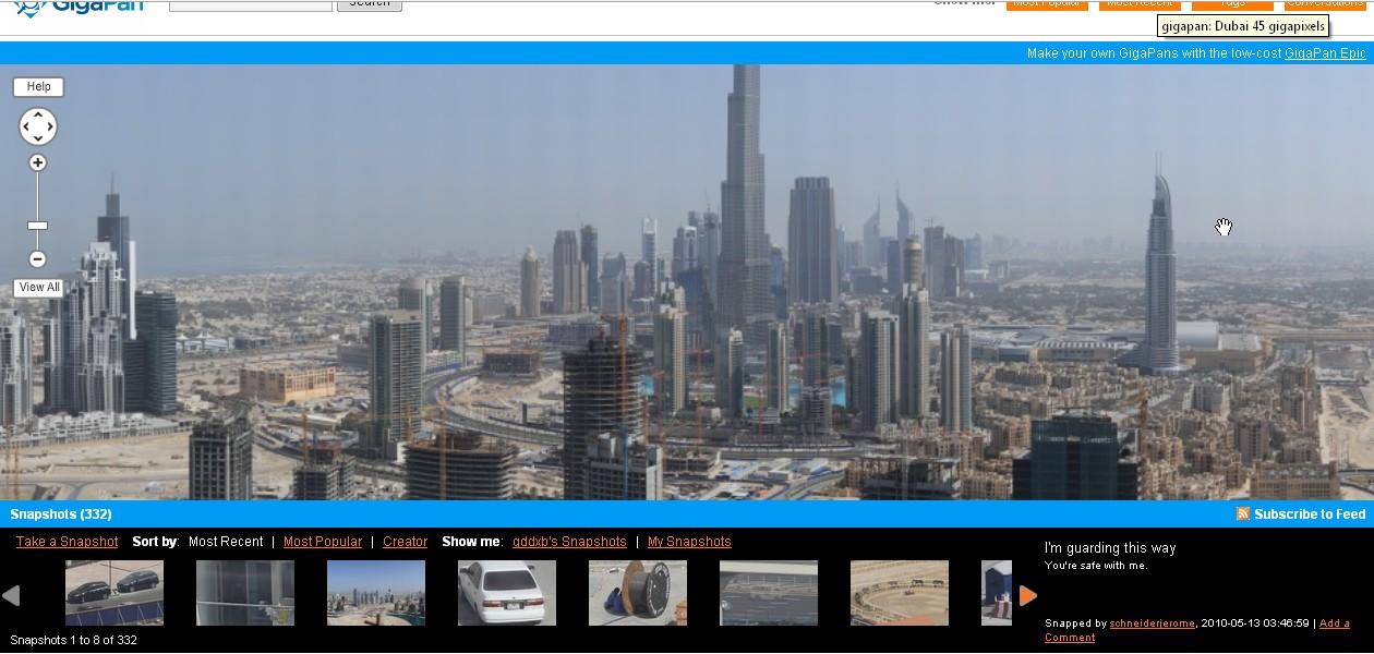 Gigapixels - Dubaï - Ça c'est du pixel !! Sans_449