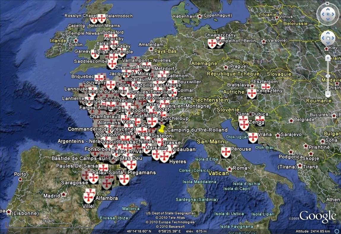 Commanderies templières [fichier KMZ pour Google Earth] - Page 2 Sans_452