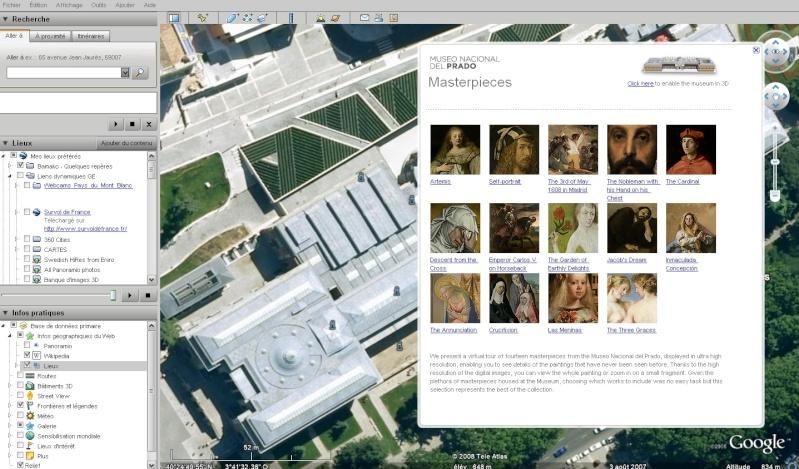 Le musée du Prado en 3D et en haute définition dans Google Earth Sans_t21