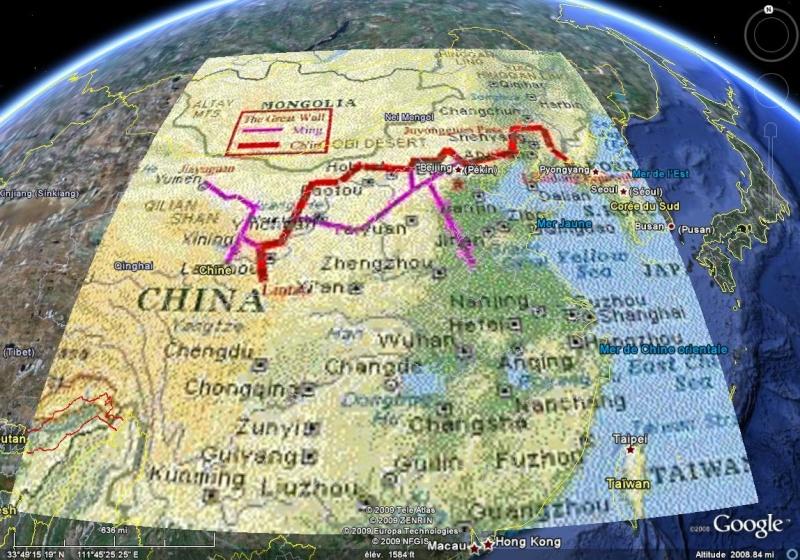 La Grande Muraille - Chine - Page 2 Sans_t45