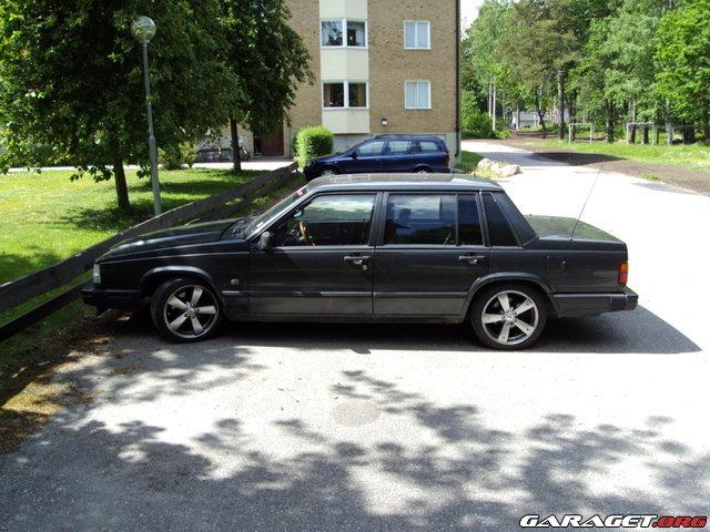 Lindskog - Volvo 740 Turbo 15254111