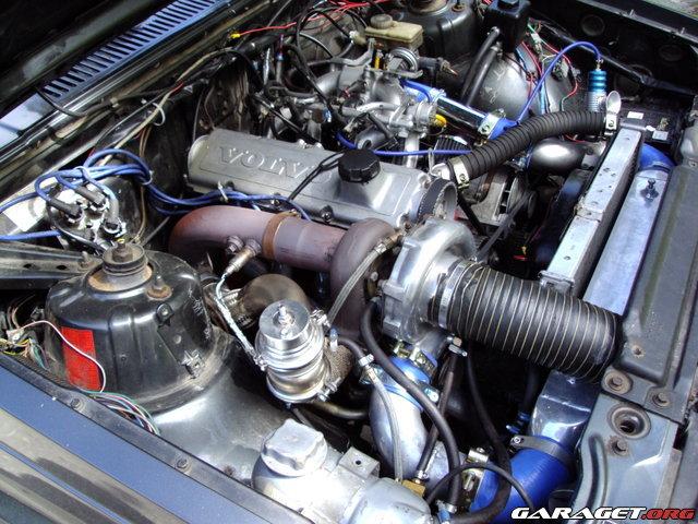 Lindskog - Volvo 740 Turbo 15254113