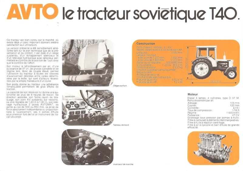 Tracteur Avto T40 Avto_b26