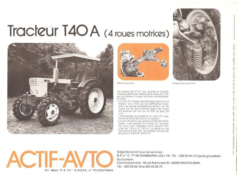 Tracteur Avto T40 Avto_b28