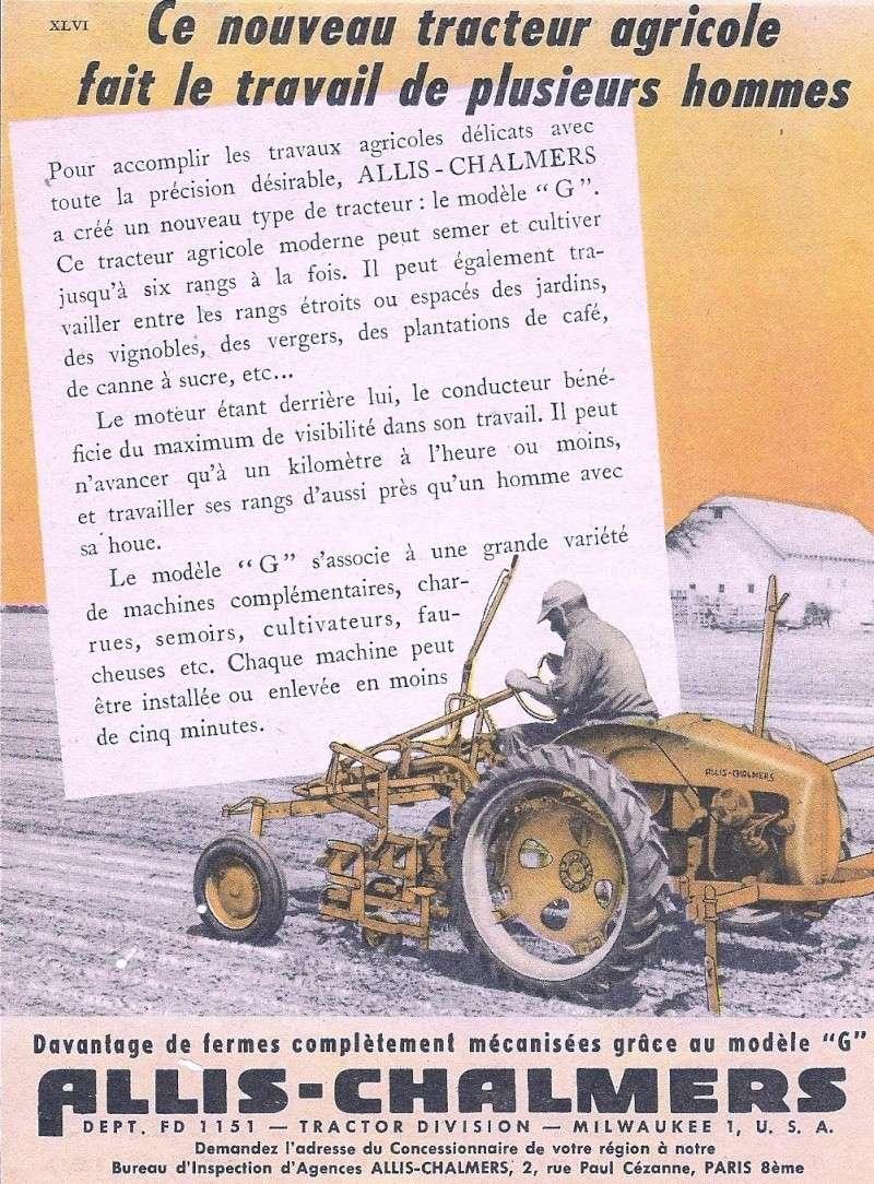 les TRACTEURS AGRICOLES à moteur 203 - Page 2 Numari11