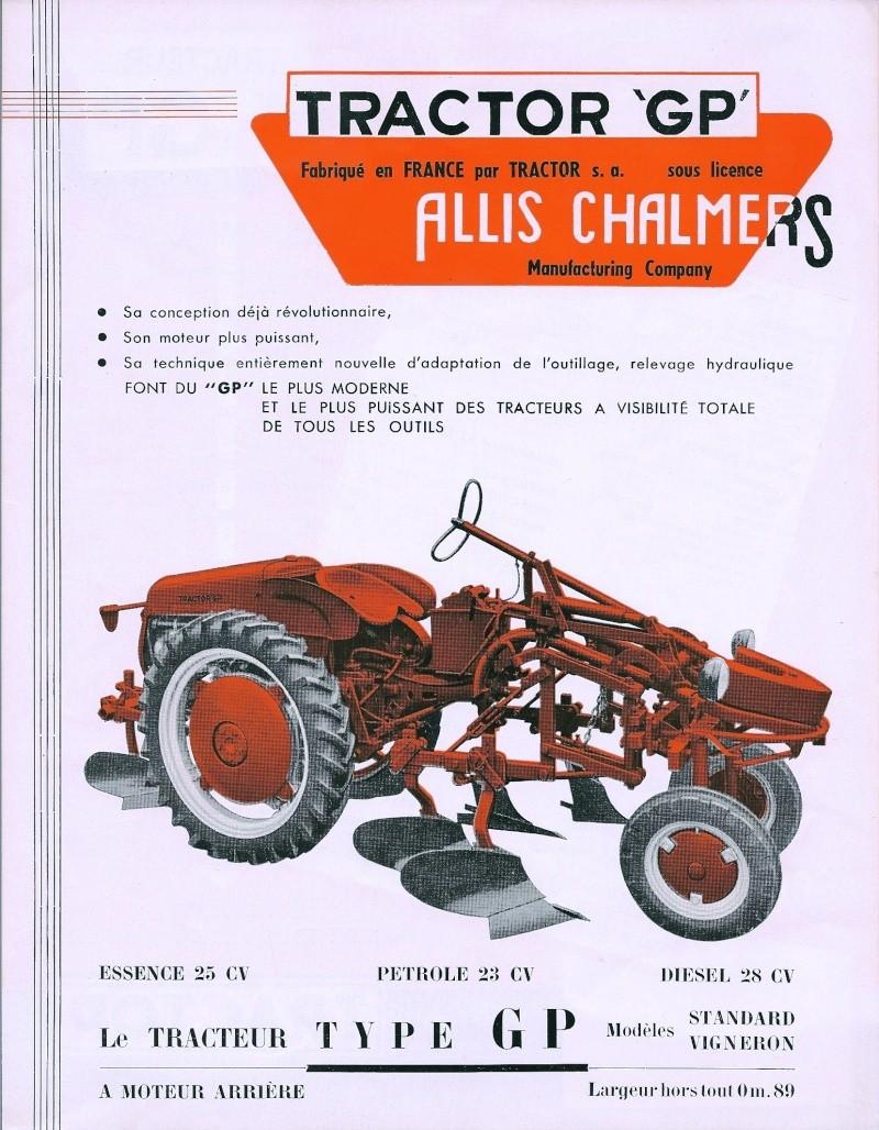 les TRACTEURS AGRICOLES à moteur 203 - Page 2 Numari12